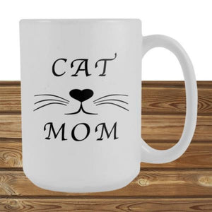 personalized cat mug - Cute Cats Store