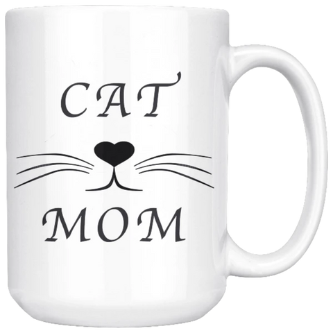 Image of Drinkware Cat Mom - Cute Cats Store