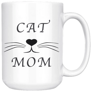 Drinkware Cat Mom - Cute Cats Store