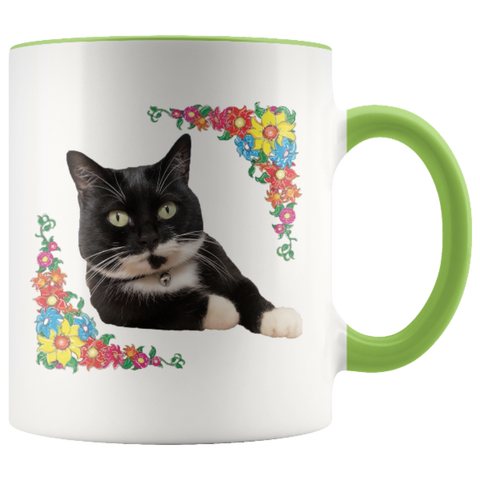 "Image of Drinkware Green / 3.75""/ 9.50 cm - Cute Cats Store"