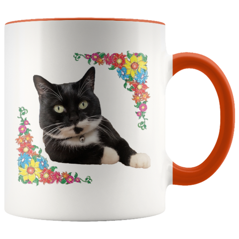 "Image of Drinkware Orange / 3.75""/ 9.50 cm - Cute Cats Store"