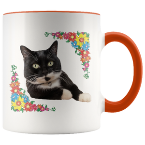 "Drinkware Orange / 3.75""/ 9.50 cm - Cute Cats Store"