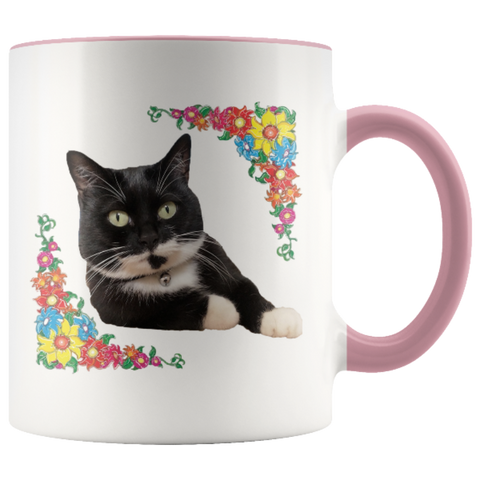 "Image of Drinkware Pink / 3.75""/ 9.50 cm - Cute Cats Store"