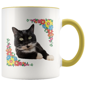 "Drinkware Yellow / 3.75""/ 9.50 cm - Cute Cats Store"