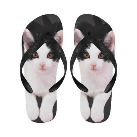 Image of cat flip flops - Cute Cats Store
