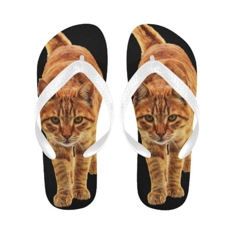 Flip Flops S / Multi - Cute Cats Store
