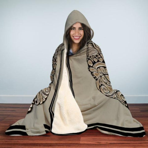 Egyptian Cat hooded blanket - Cute Cats Store