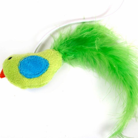 Window Cat Toy Bird Teaser - Cute Cats Store