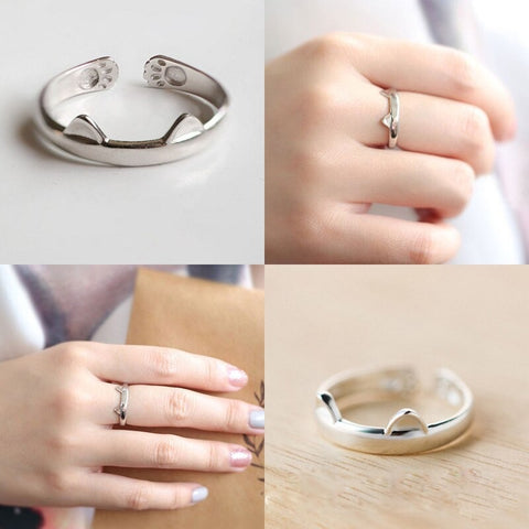 Image of cute cat rings - Cute Cats Store