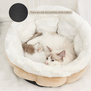fluffy cat bed - Cute Cats Store