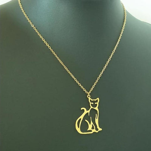 Image of cat pendant - Cute Cats Store