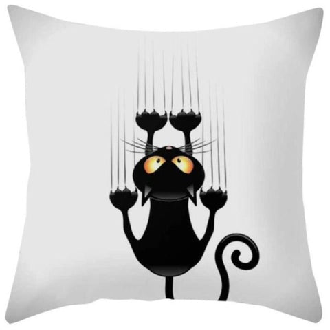 Image of personalized cat pillow - Cute Cats Store