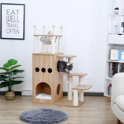 Image of cat tower - Cute Cats Store