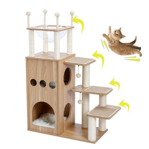 Image of cat condo - Cute Cats Store