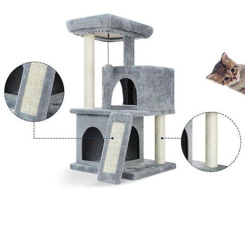 Image of cat tree - Cute Cats Store