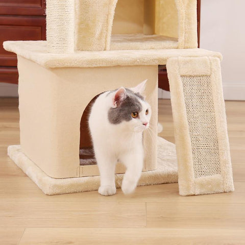 indoor cat house - Cute Cats Store