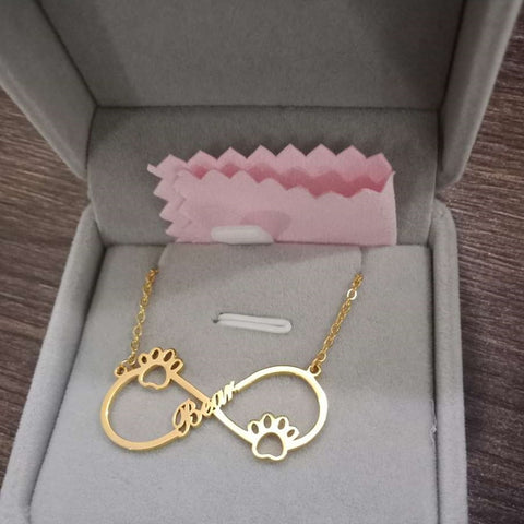 "Image of Jewelry 37cm/14.5"" / Gold - Cute Cats Store"