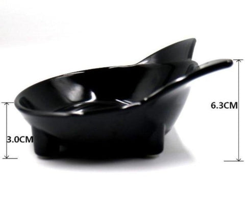 Image of cat food bowl - Cute Cats Store