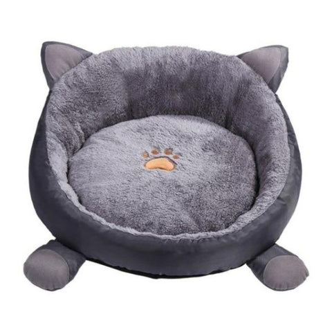 Cat Bed Gray / M - Cute Cats Store