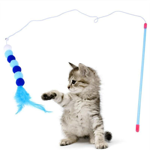 Cat Teaser Toy - Cute Cats Store