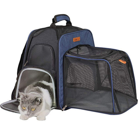Image of Breathable carriers for cats - Cute Cats Store