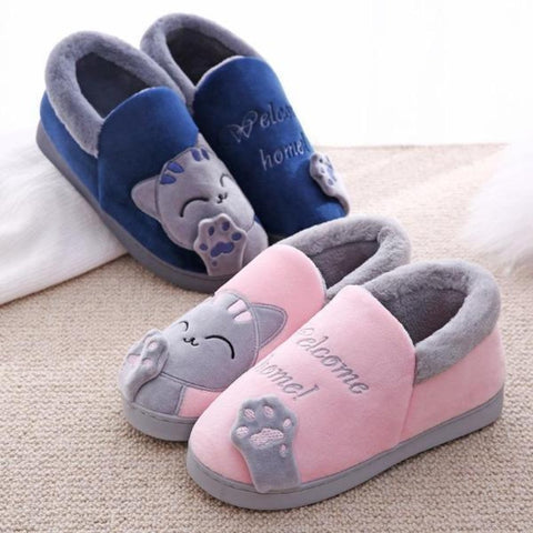 Slippers - Cute Cats Store