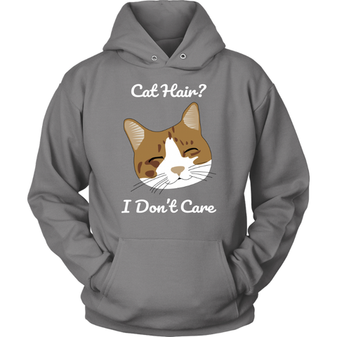 Image of cat hoodie pouch - Cute Cats Store