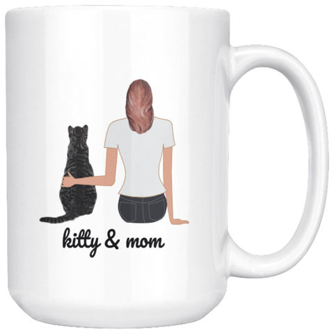 custom cat mug - Cute Cats Store