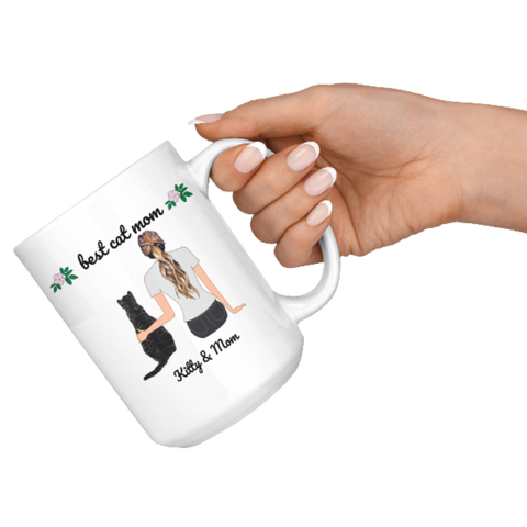 microwave mugs cat design - Cute Cats Store