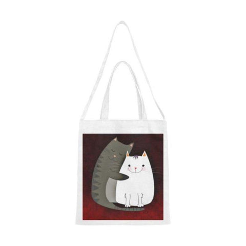 Image of Cat Tote Bags - Cute Cats Store