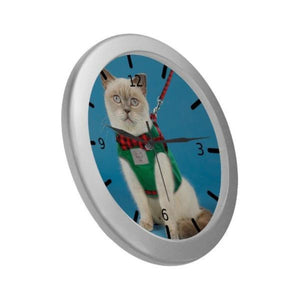 kitty cat clocks - Cute Cats Store