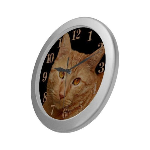 cat lover clock - Cute Cats Store