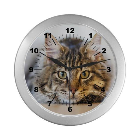 Image of cat clock - Cute Cats Store