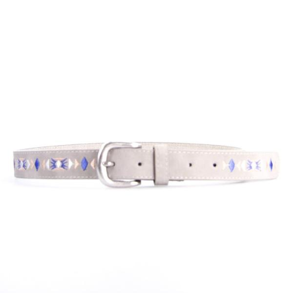 Light grey belt