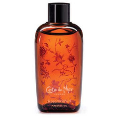 Coco de Mer Massage Oil - 100 ml Roseravished