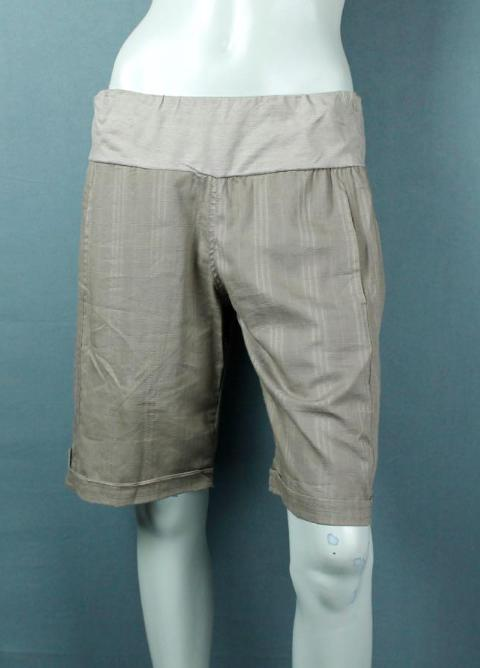 lightweight cotton long shorts