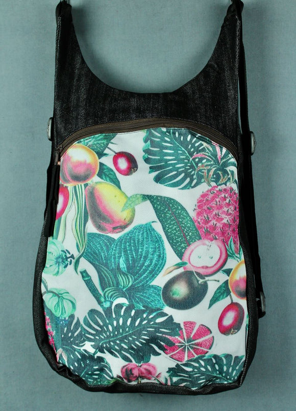 Funky backpack - fruit