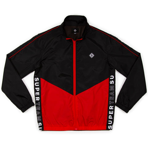 Hustle Harder Reversible Jacket