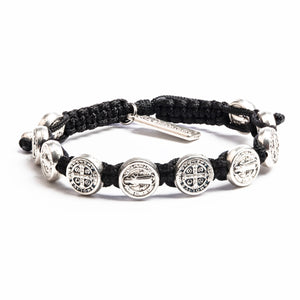 BENEDICTINE BLESSING BRACELET - MORE COLORS