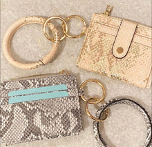 WALLET KEYCHAIN BANGLE