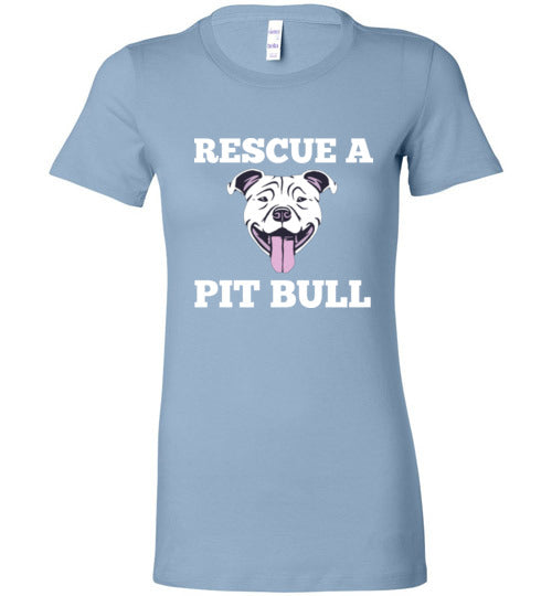 Rescue A Pit Bull T-Shirt