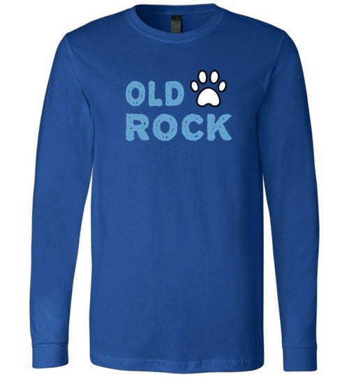 Old Dogs Rock Long Sleeve