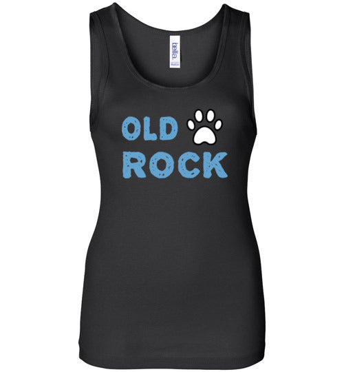 Old Dogs Rock Tank Top