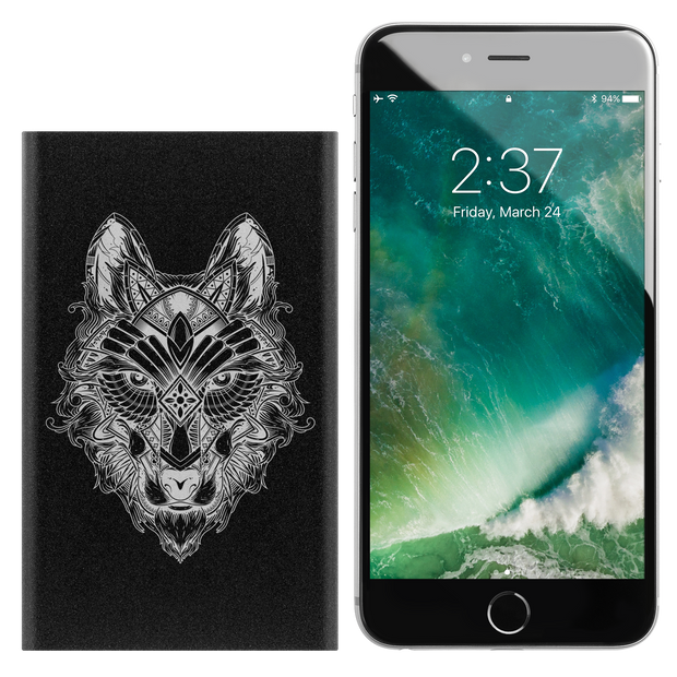 Wolf Warrior Power Bank