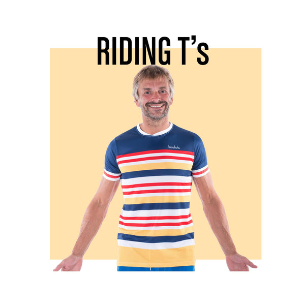 Riding T's