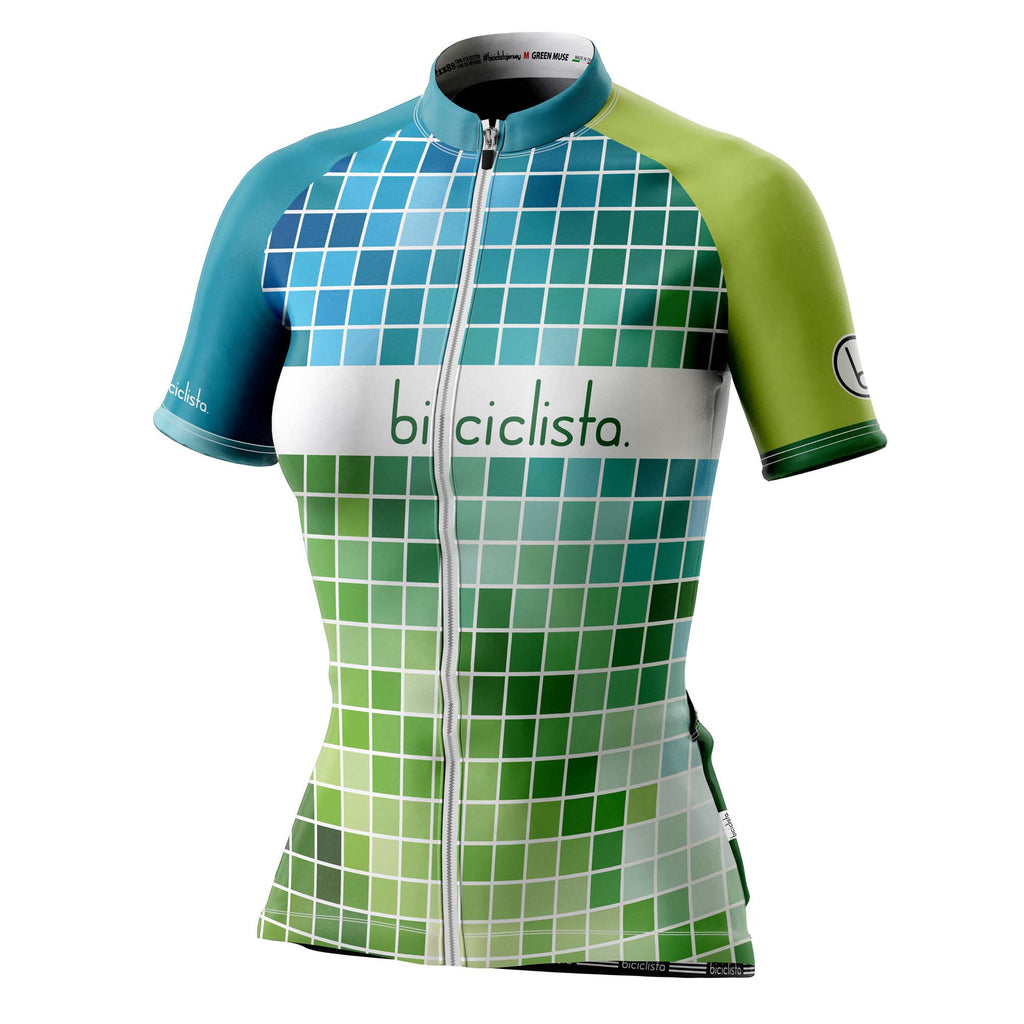 GREEN MUSE comfort 4.0 jersey