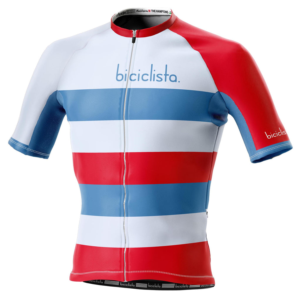THE HAMPTONS race day jersey
