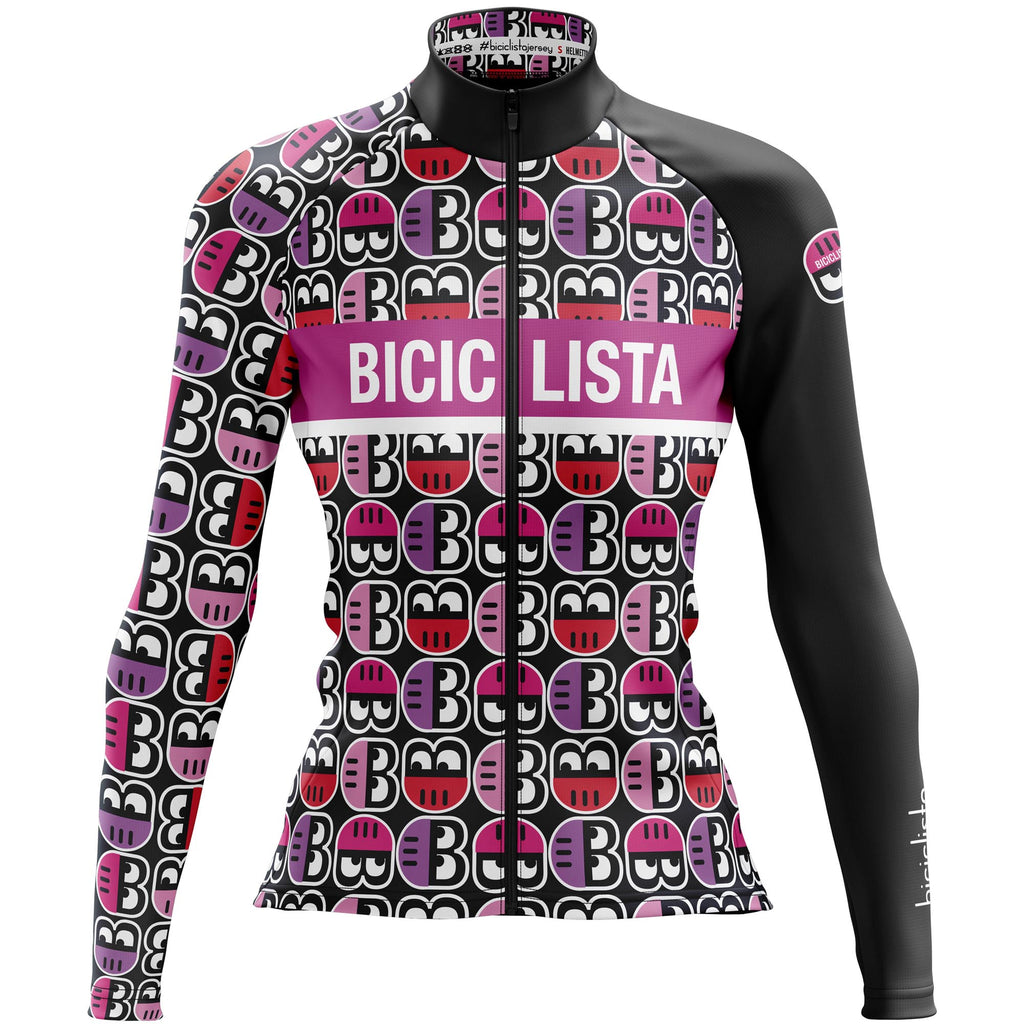 Helmetto Women's warm jersey
