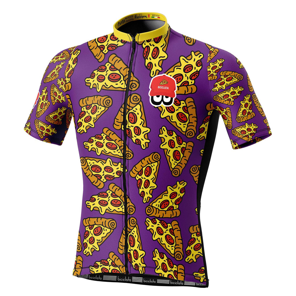 PIZZA PIE clubbin jersey