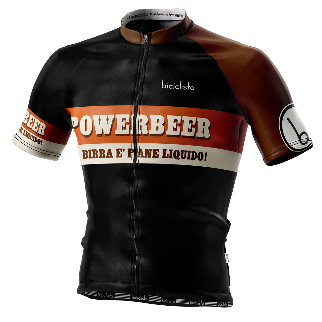 POWER BEER 2.0 comfort 4.0 jersey